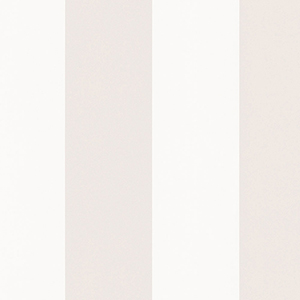 Pearl and Opaque White 5.25 In. Stripe Wallpaper