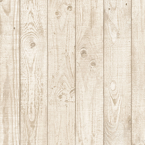Beige Barn Board Wallpaper