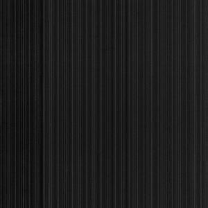 Vertical Stripe Emboss Black Wallpaper