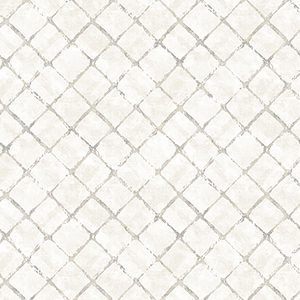 Chicken Wire Beige Wallpaper