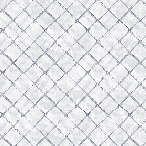Chicken Wire Grey and Navy Blue Wallpaper