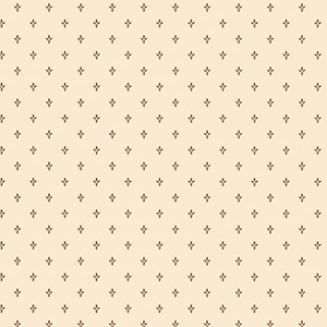 Kitchen Spot Cream and Brown Wallpaper