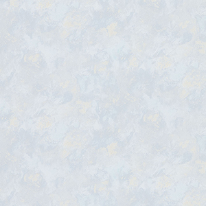 Blue and Taupe Textured Leaves Wallpaper