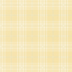 Chic Yellow and Green Plaid Wallpaper