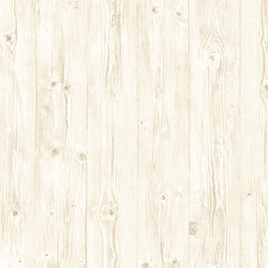 Beige and Cream Woodgrain Wallpaper