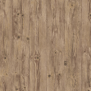 Brown and Ochre Woodgrain Wallpaper