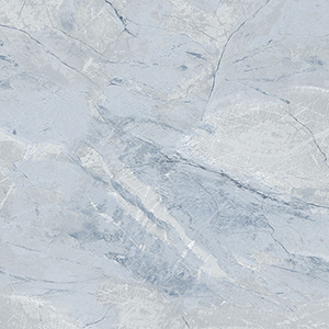 Carrara Marble Blue Wallpaper