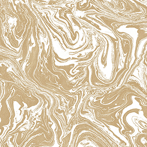 Burl Metallic Gold Wallpaper