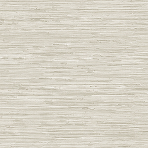 Grasscloth Taupe Wallpaper