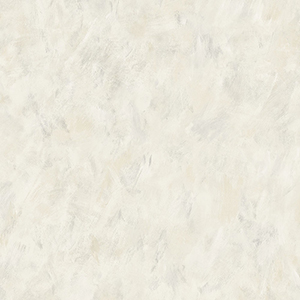 Impressionistic Texture Grey and Beige Wallpaper
