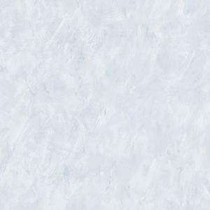 Impressionistic Texture Blue Wallpaper