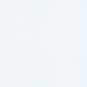 Baby Stripe Light Blue Wallpaper