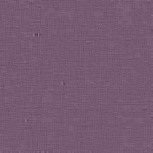 Rose Linen Dark Purple Wallpaper