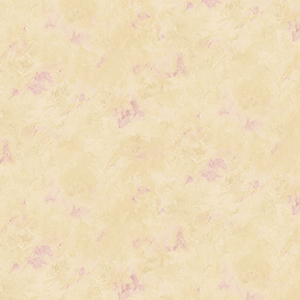 Tan, Pink and Green Textured Leaves Wallpaper