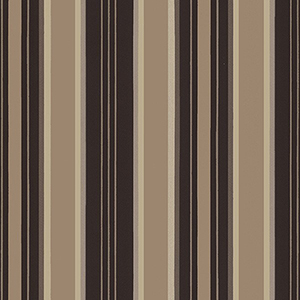 Textured Stripe Metallic Silver, Brown and Taupe Wallpaper