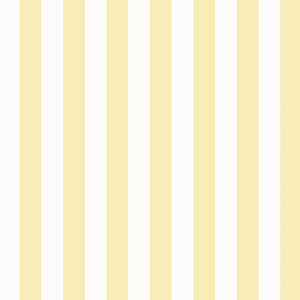 Regency Stripe Yellow and White Wallpaper