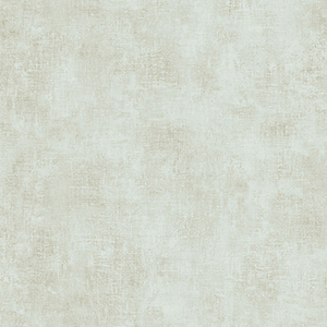 Straight Linen Light Green and Metallic Gold Texture Wallpaper