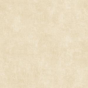 Straight Linen Cream and Metallic Gold Texture Wallpaper