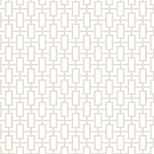 Luxor Print Beige Wallpaper