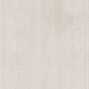 In Register Stripe Taupe Wallpaper