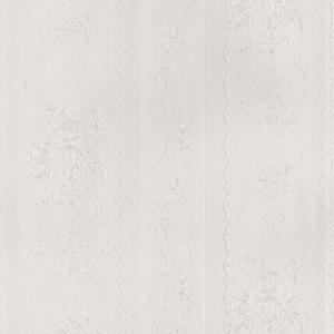 In Register Stripe Light Grey Wallpaper