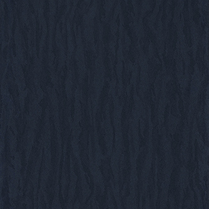Navy Textile Wallpaper