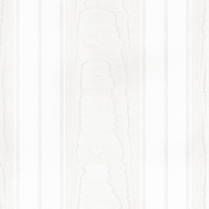 Wide Moiré Pearl Wallpaper