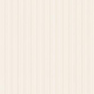 Vertical Stripe Emboss Light Beige Wallpaper