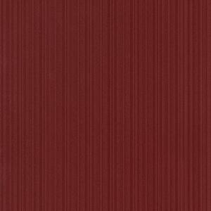 Vertical Stripe Emboss Red Wallpaper