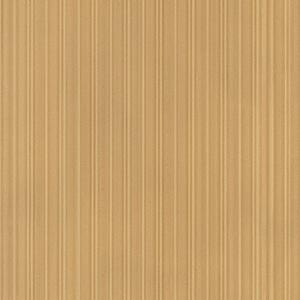 Vertical Stripe Emboss Metallic Gold Wallpaper