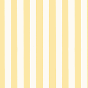 Regency Stripe Butter Yellow Wallpaper