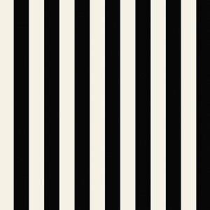 Regency Stripe Pearl and Black Wallpaper