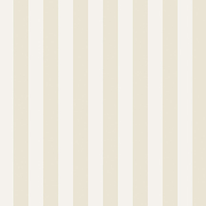 Regency Stripe Cream and White Wallpaper