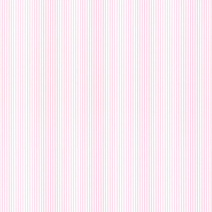Baby Stripe Light Pink Wallpaper