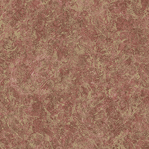 Kashmire Texture Red and Metallic Gold Wallpaper