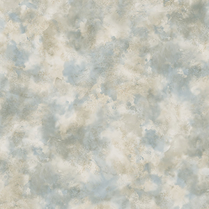 Luna Texture Blue and Cream Wallpaper