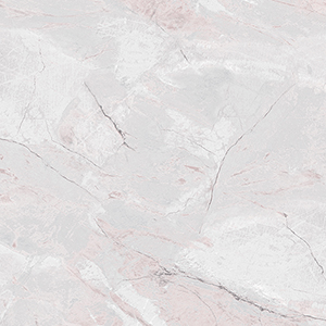 Carrara Marble Pink and Grey Wallpaper