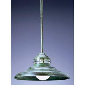 Newport Small Clear Seedy Dome Pendant