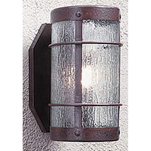 Valencia Medium Rain Mist Sconce