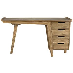 Kennedy Natural 57-Inch Desk