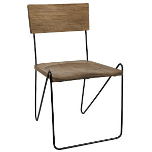Espinosa Natural Dining Chair
