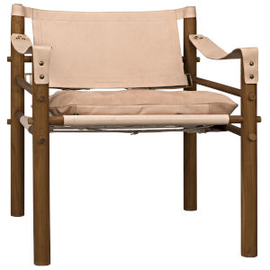 Alexander Natural Occasional Chair
