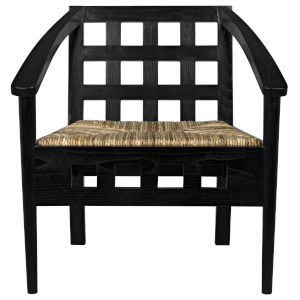 Humboldt Charcoal Black 30-Inch Occasional Chair