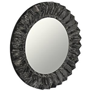 Clipart Cinder Black 36-Inch Mirror