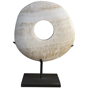 Onyx  12-Inch Decorative Object