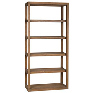 Weth Natural Bookcase