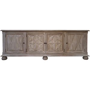Theodore Weathered Sideboard
