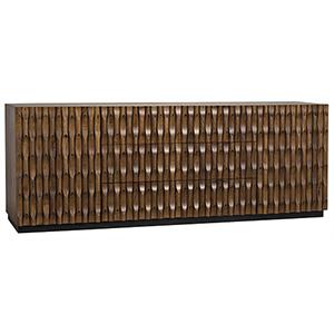 Alameda Large Dark Walnut Sideboard