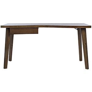 Adonis Dark Walnut 60-Inch Desk