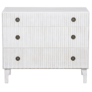 Daryl White Wash Dresser